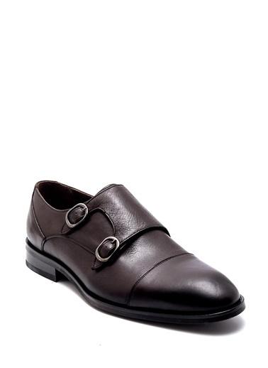 Derimod Erkek Ayakkabı(612-1) Klasik Kahve